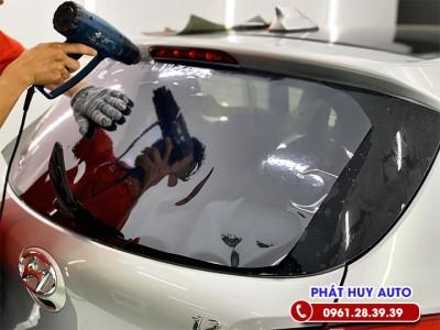 Dán phim cách nhiệt xe Hyundai i10 2020