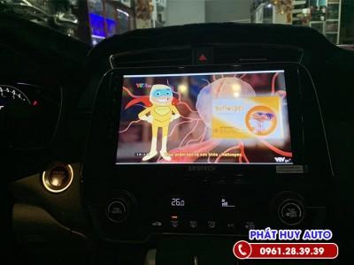 Màn hình DVD Zestech xe Honda CRV