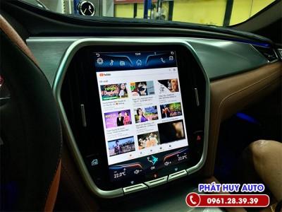 Màn hình DVD Android xe Vinfast Lux A2.0