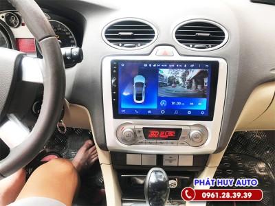 Màn hình DVD Ford Focus Android chính hãng