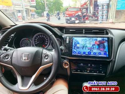 Màn hình DVD Android xe Honda City 2020