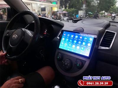 Màn hình DVD Android xe Kia Soul