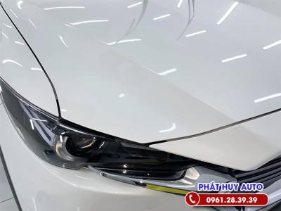 Phủ nano ceramic Mazda CX8