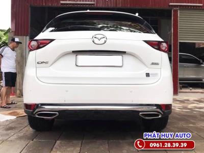 Độ pô Mazda CX5 giá rẻ kiểu Mercedes GLC 300 đẳng cấp