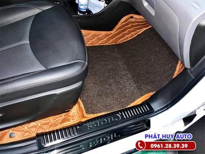 Thảm lót sàn 6D xe Vinfast Fadil