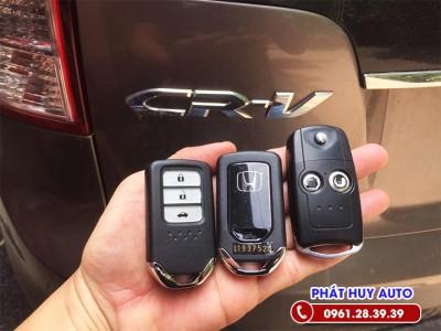 Chìa khoá thông minh Start Stop Honda CRV