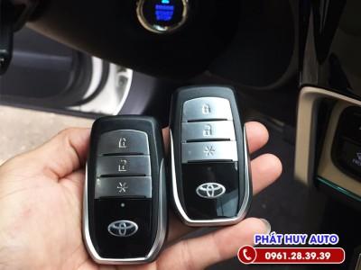 Chìa khoá thông minh Start Stop Smartkey xe Toyota Altis 2020