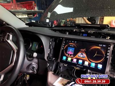 Màn hình DVD Android xe Toyota Highlander