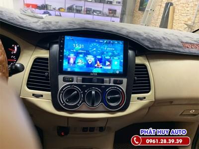 Màn hình DVD Android Toyota Innova 2008 - 2015