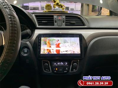 Màn hình DVD Android xe Suzuki Ciaz