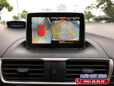 Camera 360 độ Toyota Vios chính hãng