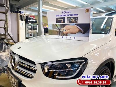 Cửa hít xe Mercedes GLC 200