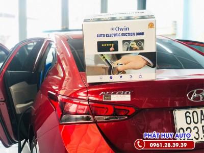 Cửa hít tự động Hyundai Accent 2020