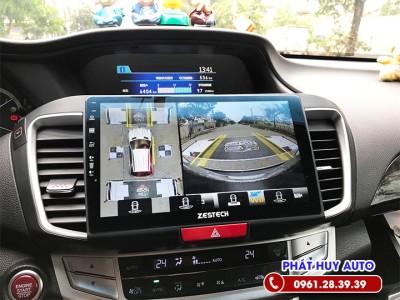 Camera 360 độ Honda Accord