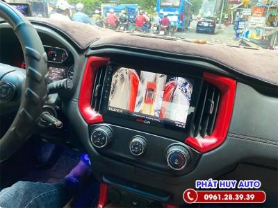 Camera 360 độ Chevrolet Trailblazer 2020
