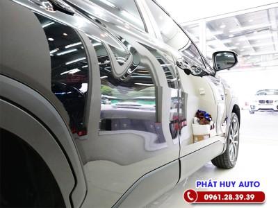Phủ nano ceramic Toyota Corolla Cross 2020