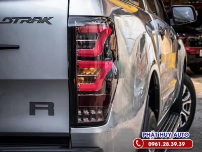 Độ đèn hậu Ford Ranger Wiltrack 2020