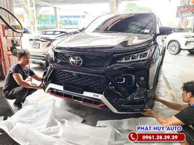 Độ body Kit Toyota Legender 2021