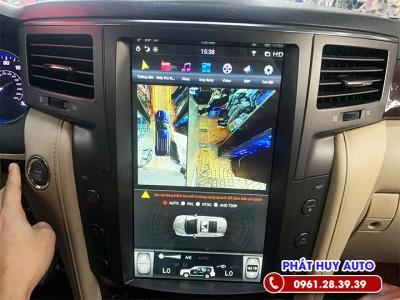 Camera 360 độ Lexus LX570