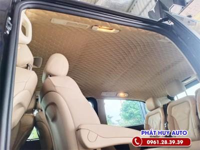 Bọc Trần 5D Mercedes V220
