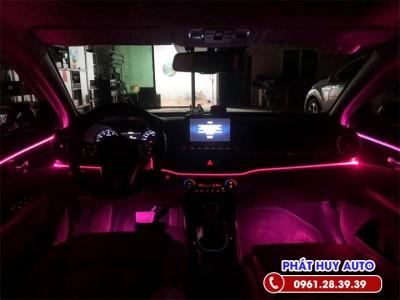 Độ đèn Led nội thất xe Kia Cerato 2020