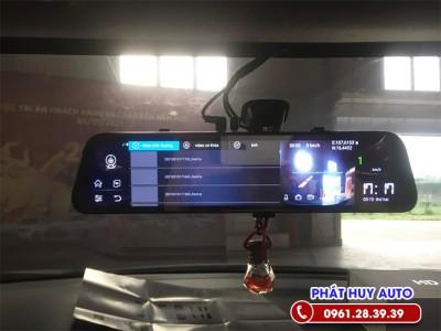 Camera hành trình Mitsubishi Xpander 2021