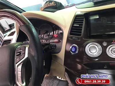 Độ chìa khoá thông minh Start Stop Mitsubishi Grandis