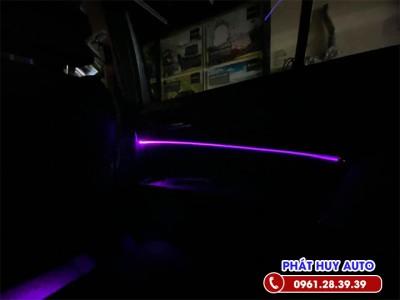 Độ đèn Led nội thất Toyota Cross