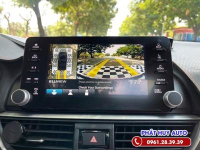 Camera 360 độ Toyota Rush 2021