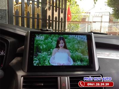 Màn hình DVD Android Mitsubishi Xpander 2021
