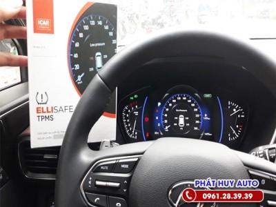 Cảm biến áp suất lốp Hyundai Tucson 2021