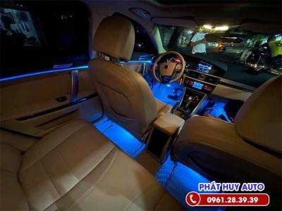 Độ đèn led nội thất xe MG