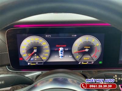 Cảm biến áp suất lốp xe Mercedes