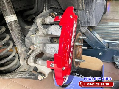 Ốp Brembo cho xe Honda CRV