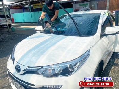 Dán phim cách nhiệt Toyota Vios 2021