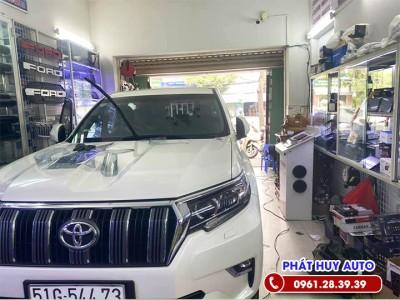Dán phim cách nhiệt Toyota Prado