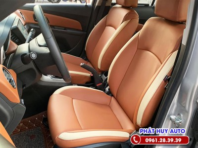 Bọc ghế da Chevrolet Cruze