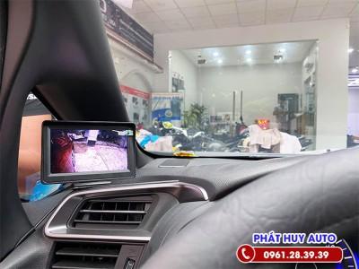 Camera cập lề xe Honda Jazz