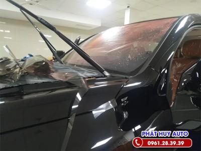 Dán phim cách nhiệt Lexus LX570