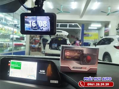 Camera hành trình Mazda 3 2021