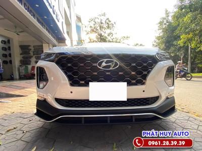 Lip cản trước Hyundai Santafe