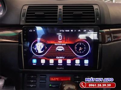 Màn hình DVD Android BMW 325i