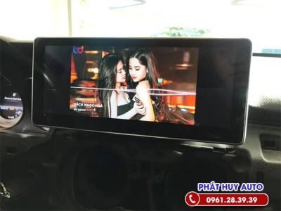Màn hình DVD Android Mercedes GLK