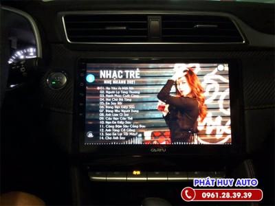 Màn hình DVD Android MG ZS