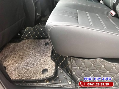 Thảm lót sàn 6D Ford Ranger 2021