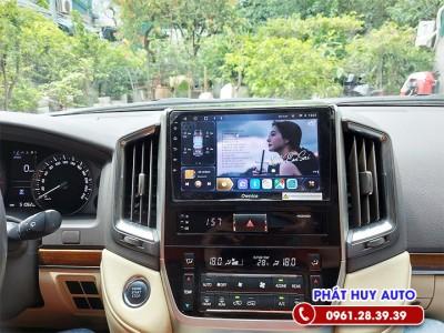 Màn hình DVD Android Toyota Land Cruiser 2016