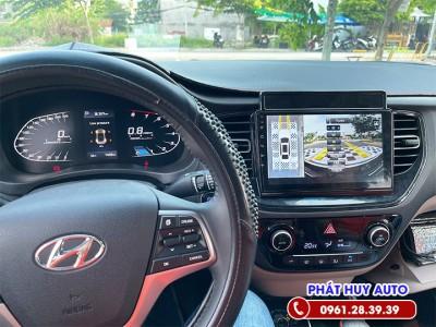 Camera 360 độ Hyundai Accent 2021