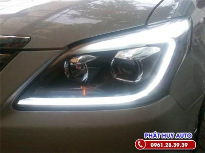 Độ đèn pha nguyên bộ Toyota Innova 2010 - 2015