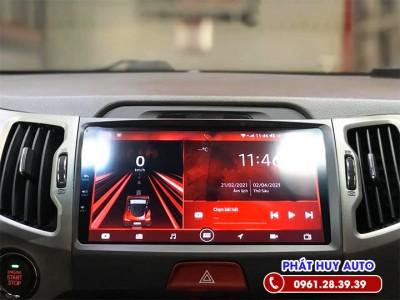 Màn hình DVD Android Kia Sportage