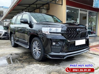 Độ body kit Toyota Land Cruiser 2019